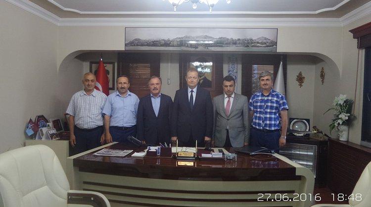 Trabzon Valisi Sürmene'de