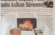 24 Temmuz 2016 Pazar İlkhaber Gazetesinde biz