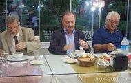 sürmene'de iftar programı